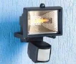Прожектор с датчиком