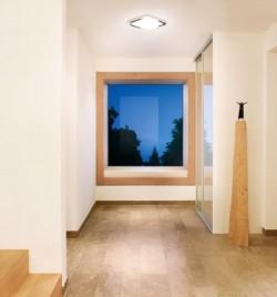 Комната со светильником
