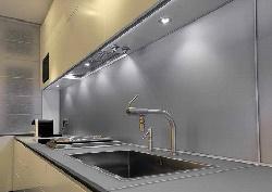 Точечное освещение кухни