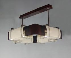 Потолочная люстра в стиле модерн
