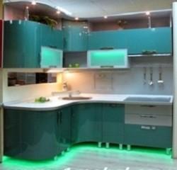 Подсветка кухонного шкафа