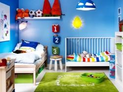 Вариант освещения в детской