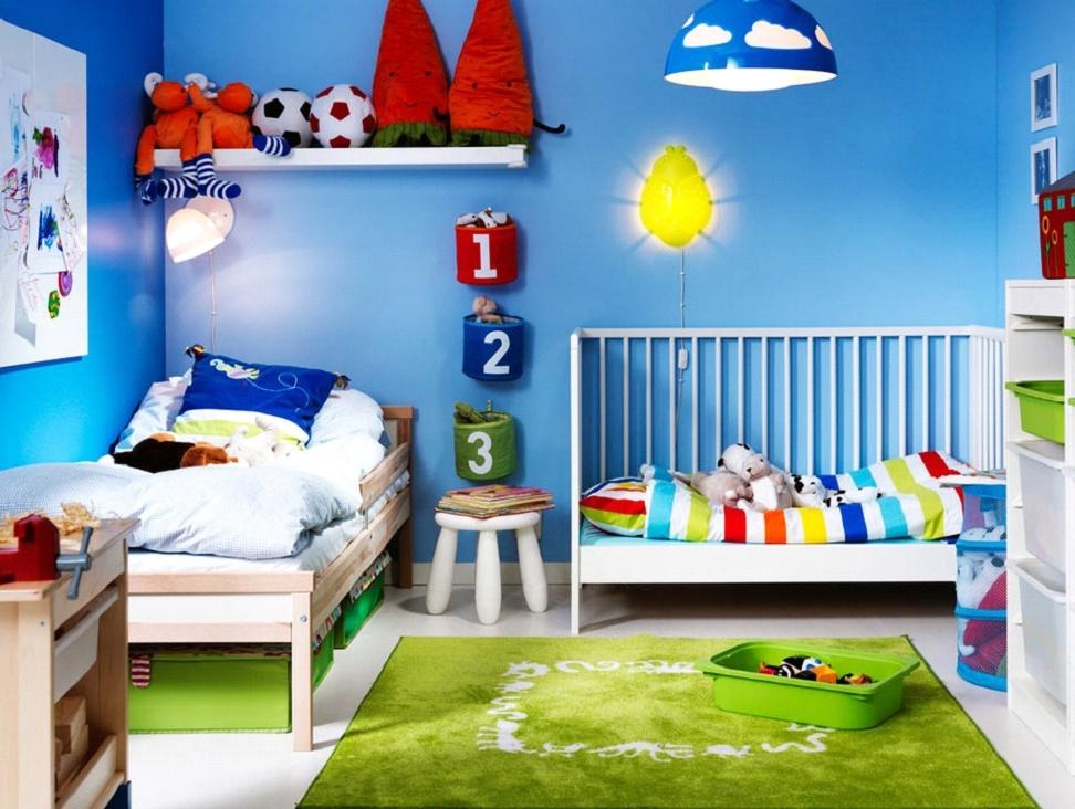 Детские комнаты для мальчиков фото своими руками