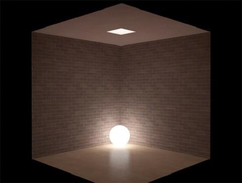 Источники света в программе