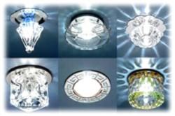 Светильники точечного освещения