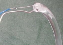 Подключение диода к трубке