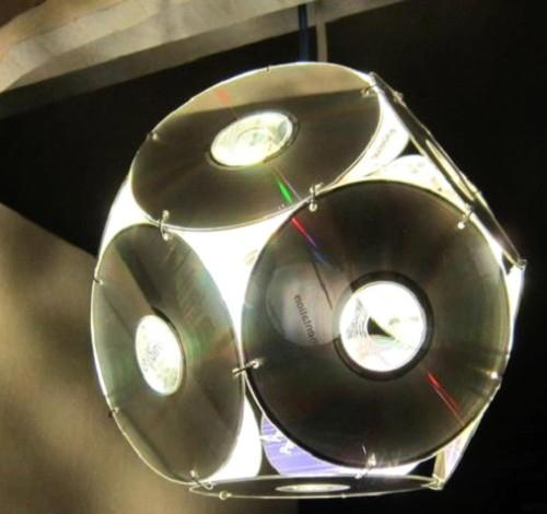 Потолочный вариант лампы