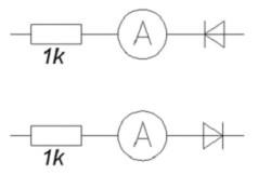 Схема для диодов