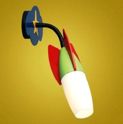 Детский светильник