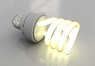 Эффект мигания лампы