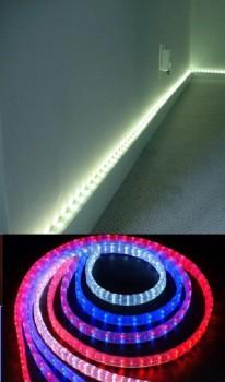 Подсветка светодиодным дюралайтом