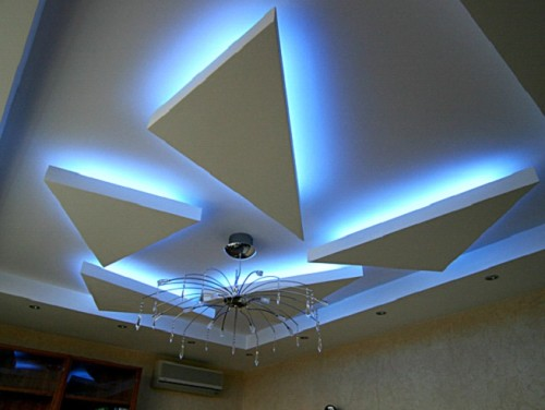 Освещение светодиодными лентами