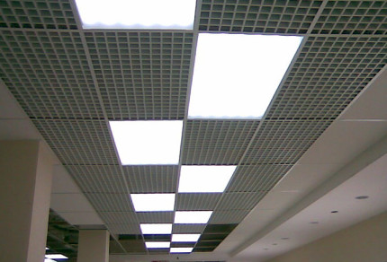 Количество освещения