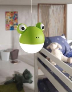 Люстра лягушонок