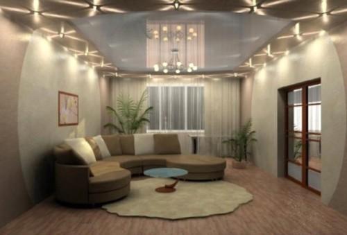 Гармония дизайна в комнате