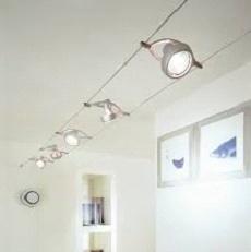 Положение светильника