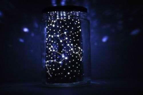 Ночник звездное небо