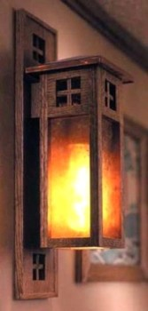 Японский светильник