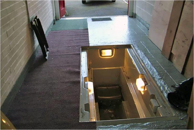Смотровая яма в гараже своими руками фото