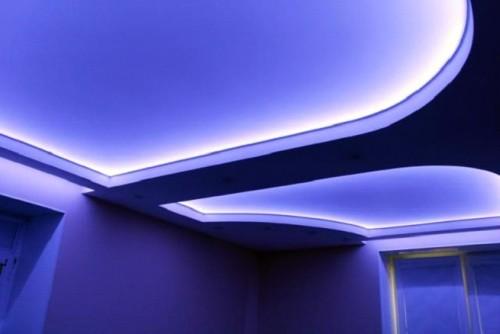 Свет в комнате