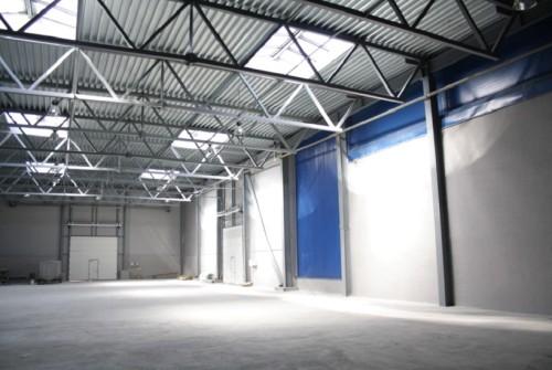 Дневное освещение на складе