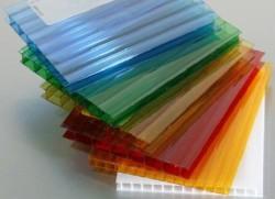 Разноцветный поликарбонат