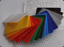 Разноцветный полистирол