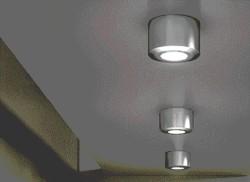 Круглые вариант светильников
