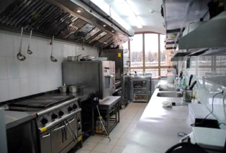 Подсветка зон кухни