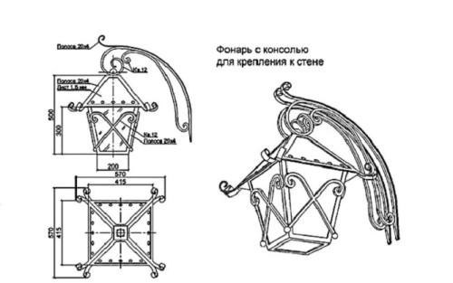 Схема контрукции