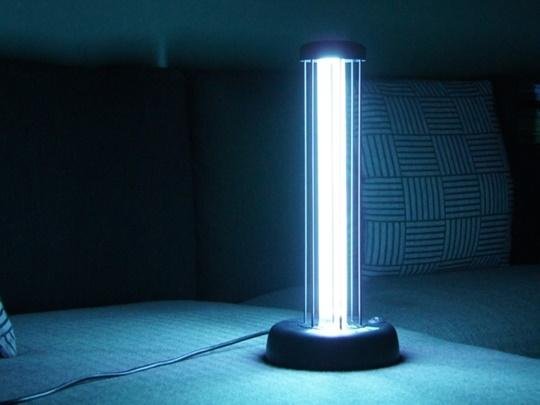 Вариант бактерицидной лампы