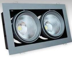 Карданный светильник светодиодного типа