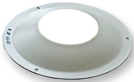 Потолочный вариант светильника