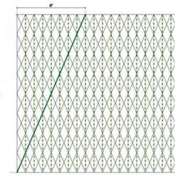 Вариант схемы разметки