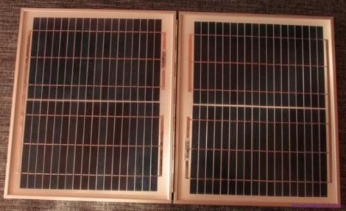 Готовая солнечная панель