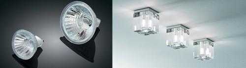 Галогеновый вариант ламп