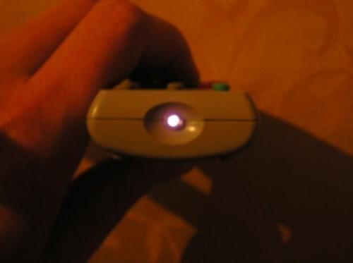 ИК диод в пульте