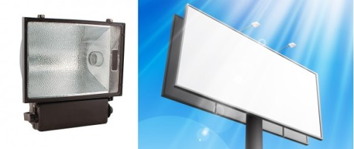 Вариант металлогалогенные прожекторы