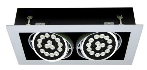 Карданный светильник металлогалогеннового типа