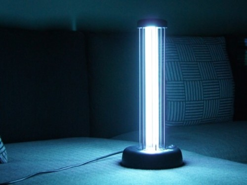 Бактерицидная открытая лампа