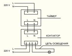 Схемы датчиков с дополнительными элементами