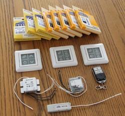 Компоненты для беспроводного управления