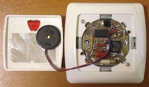 Сенсорный регулятор света