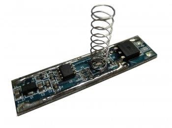 Схема для сенсорного выключателя