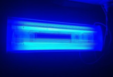 Вариант ультрафиолетовой лампы