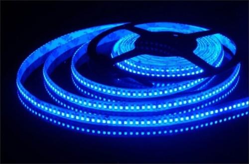 Вариант светодиодной ленты в работе