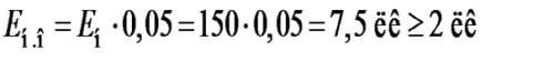 Расчет аварийного освещения в насосной части котельной