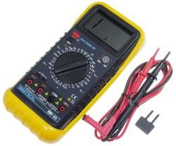 Мультиметр для проверки светодиодов