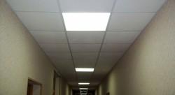 Лампы в коридоре