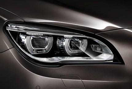 Источник света автомобиля